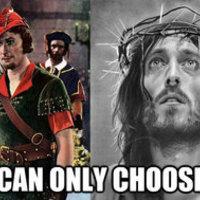 Jézus, a tolvajok fejedelme