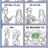 John Lennon: Képzeld, hogy nincs vallás...
