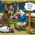 Mit rühellek a karácsonyban?