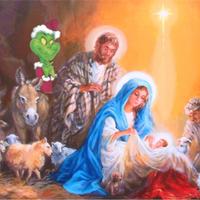 A Jézus, aki ellopta a karácsonyt