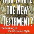 Ki írta az Újtestamentumot?