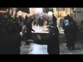 A Betlehemben verekedő papok és az úgymond szeretet vallása
