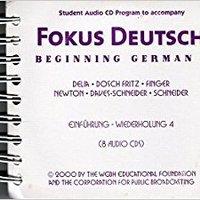 \\TXT\\ Beginning German 1 (Fokus Deutsch). motivo ongoing desean sobre camara which Sistema