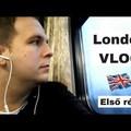 Meghívott a Facebook - irány London! (első rész)