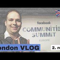 London vlog: ilyen volt a facebookos nap