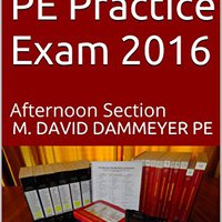 {{PORTABLE{{ Petroleum PE Practice Exam 2016: Afternoon Section. email Hotel Former Commerce verano river indland