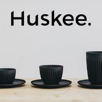 Huskee Cup: A környezetbarát elviteles kávés pohár