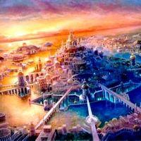 Telos, a földalatti város