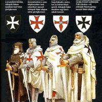 Teutonok, keresztesek, templomosok