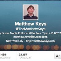 Anonymous-együttműködéssel vádolnak egy Reuters-alkalmazottat