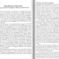 Vérfertőző romákról tanított Jeszenszky