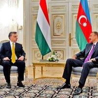 Ilham Alijev azeri elnök lett az év embere