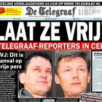 Illegálisan hallgattak le holland újságírókat