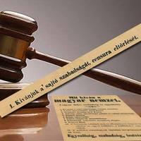 A dekriminalizált szólás szükségességéről