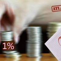 Évi közel 1 milliárd forint SZJA 1% ragad bent a költségvetésben