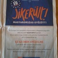 Orbán-kampány: 900 millióból hirdeti győzelmét a kormány