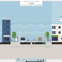 Szuper utcatervező weboldal