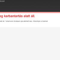 Nem működik az ELTE EHÖK honlapja