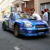 Vrumm-vrumm - Savaria Rally