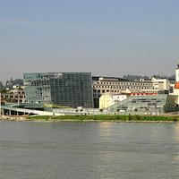 Tour de Felső-Ausztria - Linz, Steyr - olyan Atomosan fotózva és videózva