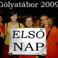 NymE SEK Gólyatábor 2009 - ilyesmi volt (videók, képgalériák)