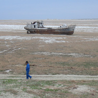 Anyu, ha üzbég-gyapotból készült ruhát veszünk akkor kiszárad az Aral-tó?