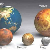Föld lenni kis bolygó, kis porszem in the világmindenség
