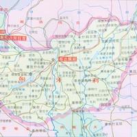 Szerintem Kiskunfélegyháza el van írva... - (kínai-magyar térkép)