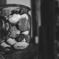 Fekete-Fehér Február 28/17: Kagylók-kavicsok