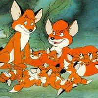 A kis Vuk - ravasz-róka-reinkarnáció