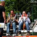 Atom katapult - NYME Diáknapok 2008 - lentről és az ülésből is - videó