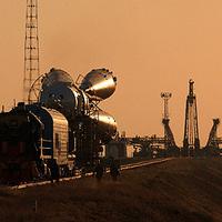 Egy űrrepüléses bejegyzés Bajkonurral és űrsiklókkal