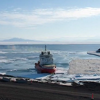 Time lapse hajókkal - Antarktisz