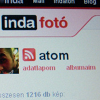 Atom fotók - önpromó