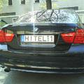 HITEL - egy briliáns BMW rendszám