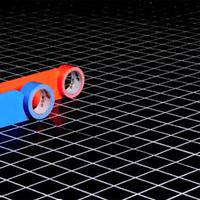 Duck Tape Tron - így reklámozz szigetelőszalagot