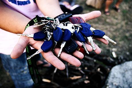Kicsikocsik hétvégéje - CentoDay2009 - II. Országos Sei- és Cinquecento találkozó