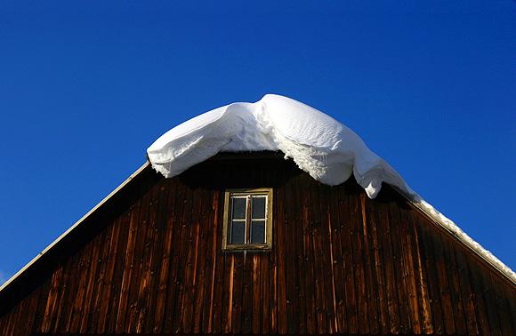 Go to hó - a szomszédban van rendesen