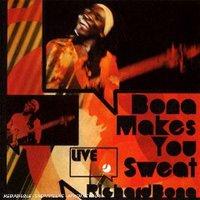 Richard Bona: Bona Makes You Sweat - Live - koncert CD