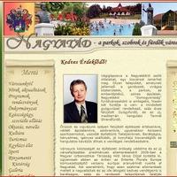 Megújult Nagyatád honlapja