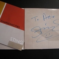 Sting - Symphonicities Attisnak