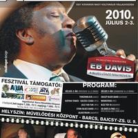 X. Barcsi Blues és Jazz fesztivál