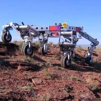 Ugrál a NASA új rovere