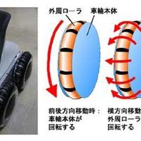 Minden irányba megy a japán kerekesszék