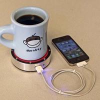Tölts a telefonod a reggeli kávéval