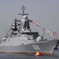 Lopakodó korvettet kap az orosz flotta