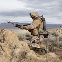 Exoskeletonok mehetnek Afganisztánba