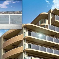 Áttetsző napelemet minden erkélyre