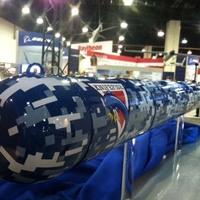 Robot-tengeralattjáró keresi az aknákat