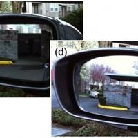 Újabb holttér nélküli tükröt fejlesztettek